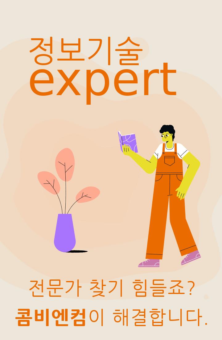 콤비엔컴 정보기술 expert